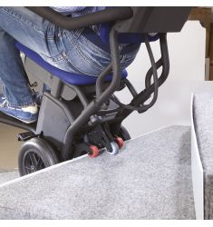 LG2020 - Monte-escalier à roues avec fauteuil