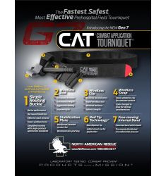 GARROT TOURNIQUET CAT