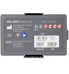 BATTERIE DEFIBRILLATEUR ZOLL AED3