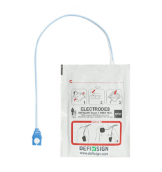 DEFISIGN LIFE ELECTRODE ADULTE