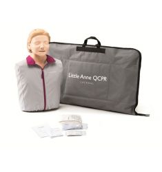 MANNEQUIN secourisme LAERDAL LITTLE ANNE QCPR