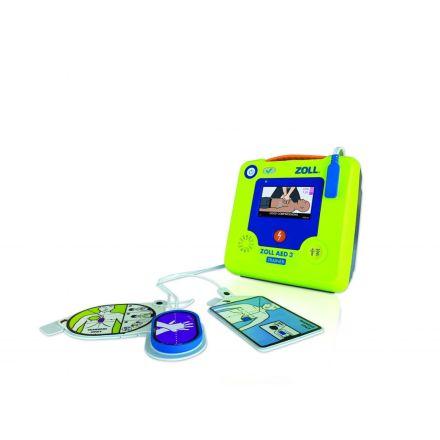 ZOLL AED 3 TRAINER - DEFIBRILLATEUR DE FORMATION