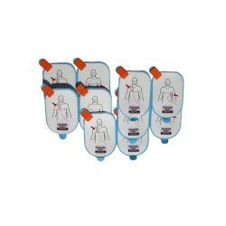DEFIBTECH ELECTRODES FORMATION LIFELINE (Qté 5)
