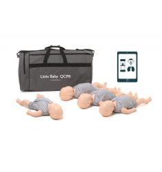 MANNEQUIN SECOURISME LAERDAL PACK DE 4 LITTLE BABY QCPR