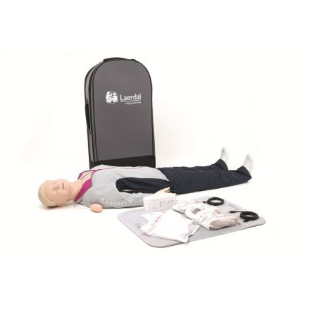 LAERDAL RESUSCI ANNE CORPS QCPR