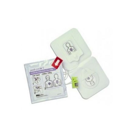 ZOLL ELECTRODES PEDIATRIQUE ZOLL AED PLUS