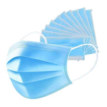 masque medical 3 plis