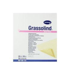 PANSEMENT GRAS GRASSOLIND 10X10 CM