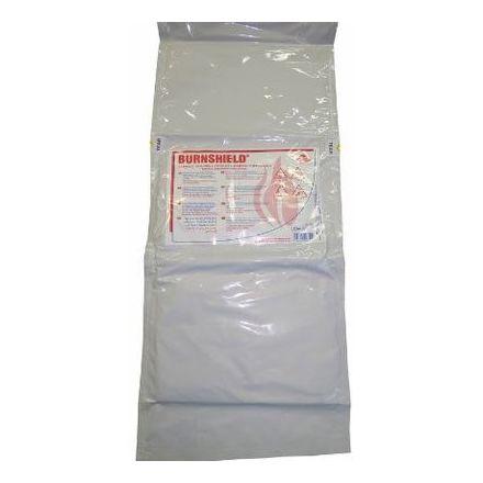 Mini couverture hydrogel brulure BURNSHIELD - 100x100 cm