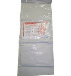 Mini couverture hydrogel brulure BURNSHIELD - 100x100 cm