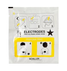 Schiller FRED Easy / Skity électrodes pédiatriques