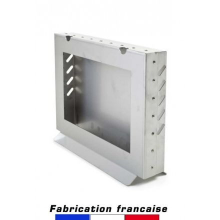 Module écran d'ordinateur pour générateur de flammes modulaire sans eau