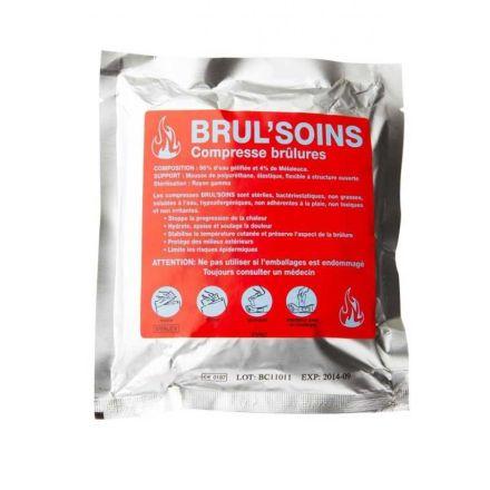COMPRESSES BRUL SOINS 60 X 40 CM