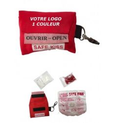 SAFE KISS PERSONALISE 1 COULEUR