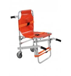 CHAISE EVACUATION TRANSFERT 2 ROUES