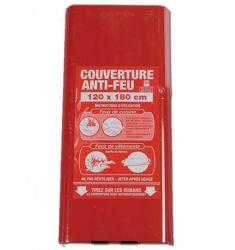 COUVERTURE ANTI FEU 120X180