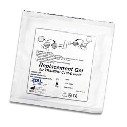 ZOLL GEL ADHESIF DE REMPLACEMENT ELECTRODES CPR-D FORMATION