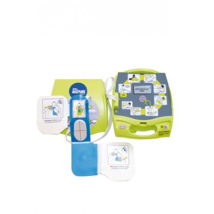 ZOLL AED PLUS TRAINER 2 - DEFIBRILLATEUR DE FORMATION