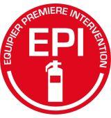 ECUSSON BRODE EQUIPIER 1ERE INTERVENTION THERMOCOLLANT