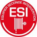 ECUSSON BRODE EQUIPIER 1ERE INTERVENTION THERMOCOLLANT