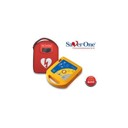 SAVER ONE DEFIBRILLATEUR ENTIEREMENT AUTOMATIQUE