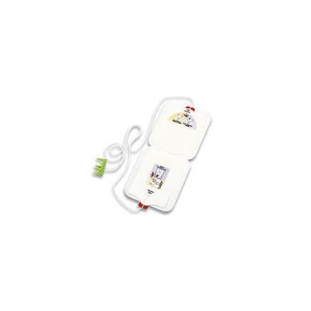 ZOLL ELECTRODES ADULTE POUR DEFIBRILLATEUR DE FORMATION CPR-D Padz