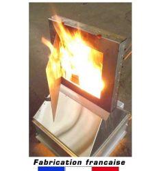 Pack écran et armoire électrique pour générateur de flammes sans eau