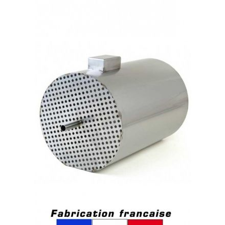 Module moteur électrique pour générateur de flammes modulaire sans eau