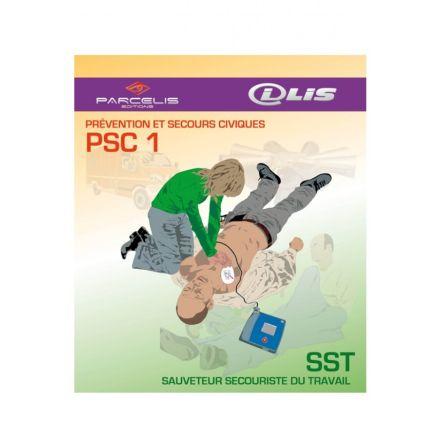 PARCELIS - ILIS Support Numérique de Formation PSC1-SST